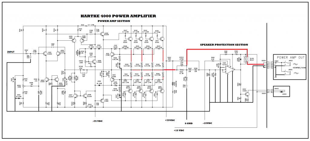 POWER HA4000